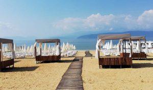 Plaja Connect Beach din satul Slivnica