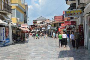 Bazarul din Ohrid