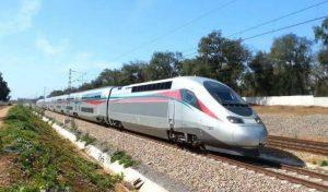 TGV marocan, în probe