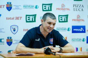 Cristian Achim - Antrenor CSM Oradea