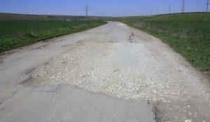 """Drum """"astfaltat"""" în judeţul Constanţa, de TelDrum şi subcontractorii săi"""